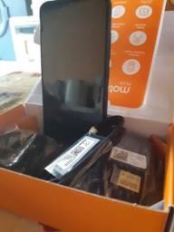 Telefone novo marca Motorola Plus