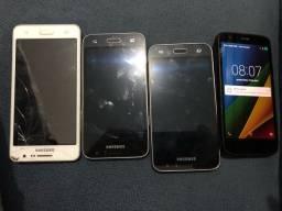 Smartphones (aproveitamento de peças)