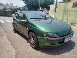 Título do anúncio: GM Tigra 1.6 16v 1998 Verde Bancos Caramelo Impecavel !!!