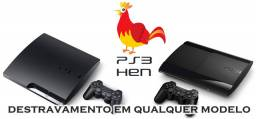 Multiman, hen, ps3, destravamento, desbloqueio