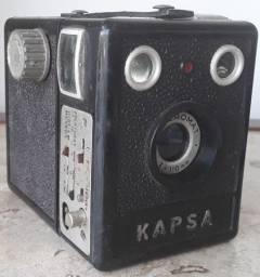 Antiga Câmera Fotográfica Kapsa - Porto Alegre/RS