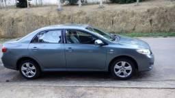 Vendo Corolla xli automático 2009.
