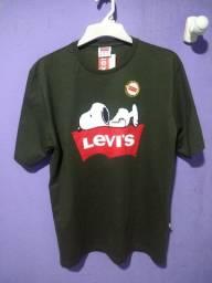 Camisa Levi's GG Verde