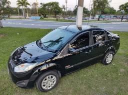 Fiesta sedan 1.6 2012 completo com GNV