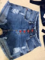 Bugale facção em jeans contrata auxiliar de costura