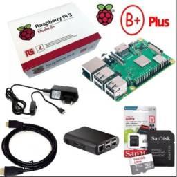 Kit Raspberry Pi3 - Com mais de 2000 jogos retrô - Vendo ou troco
