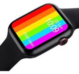 Smartwatch Iwo 12 lite pulseira de brinde