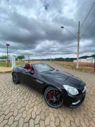 Slk 350, rodas 19 amg, interno red,ÚNICA BRA motor v6
