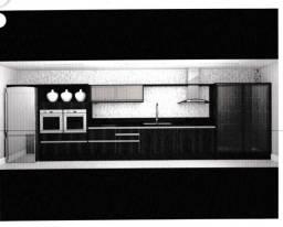 Cozinha alto padrão NOVA