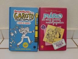 Kit com 2 livros: Rachel Russell