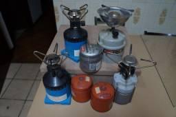 Fogareiros yanes a gaz - carga descartável -lote com 4