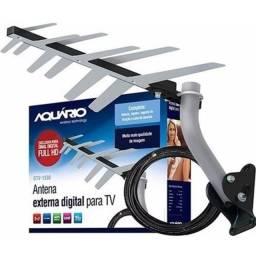 Antena Aquário HDTV Digital (entrego)