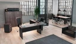 Móveis linha 25mm escritório