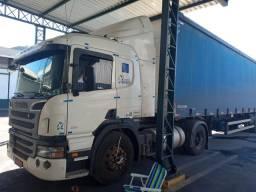 Vendo Scania P360 automático