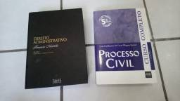 Dois livros de direito