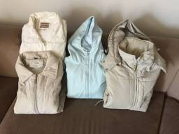 Jaquetas de Nylon