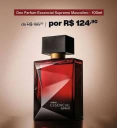 Perfume essencial supreme lacrado