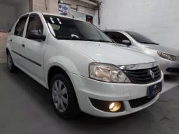 Renault Logan 2011 Completo com GNV (parcelas 499,00)