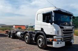 Caminhão Scania Bitruck P-250 Ano 2012