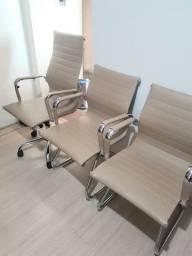 Desapegando kit de cadeira semi-novo