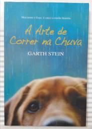 """Livro """"A arte de correr na chuva"""""""