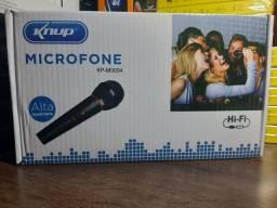 Microfone Profissional COM Fio HI-FI