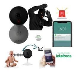 Câmeras de segurança Alarmes