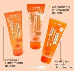 Kit skincare vitamina c dermachem
