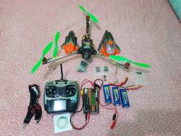 Drone tricóptero