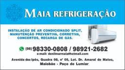 Manutenção e Instalação em Ar Condicionados