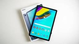 Tablet samsung galaxy s5e 64 gb T725 funcao celular 4g cinza nf e garantia parcelo