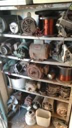 Motores usados.