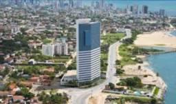 Flat com 1 dormitório para alugar, 42 m² por R$ 2.000/mês - Bugan Paiva By Blue Tree - Bar