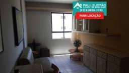 Estudio em Candeais 1 quarto, sala, cozinha e banheiro, mobiliado por 1600 reais