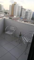 Apartamento no Bancários, 03 quartos com varanda e suíte