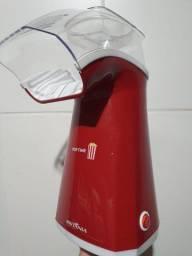 Pipoqueira Britânia Pop Time VM - Vermelha 127V