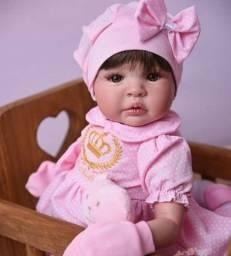 Bebê Reborn - Corpo de Tecido