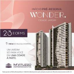 Pré Lançamento Wonder Cidade Jardim!!! 2 e 3 dormitórios. Faça sua Reserva Gratuita!!!