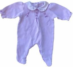 Título do anúncio: Saída de maternidade chique lilás