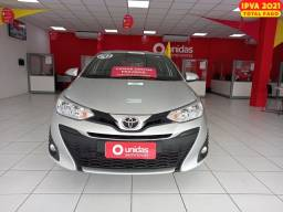 Toyota Yaris 2020 1.3 16v flex xl manual