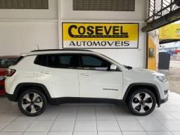 Compass Longitude 2018/2018 FLEX, 28.000KM, Revisada na Jeep, Muito nova.
