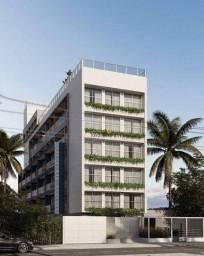 Título do anúncio: Flat com 1 dormitório à venda, 34 m² por R$ 273.600,00 - Bessa - João Pessoa/PB
