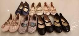 Título do anúncio: 7 sapatilhas tam 26 H&M