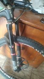 Bike Fox Carbono