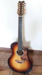Título do anúncio: Violão 12 Cordas Giannini GWSGPX 12 [Made In Brazil]