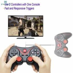CONTROLE GAMEPAD BLUETOOTH