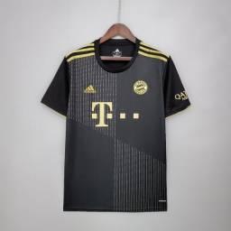 Título do anúncio: Bayern camisa II 21/22