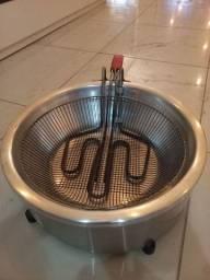 Fritadeira elétrica nova 110 volts