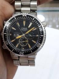 Título do anúncio: Relógio Oris Carlos Coste Chronograph Limited Edition