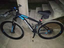 bicicleta rockrider st120 aluminio